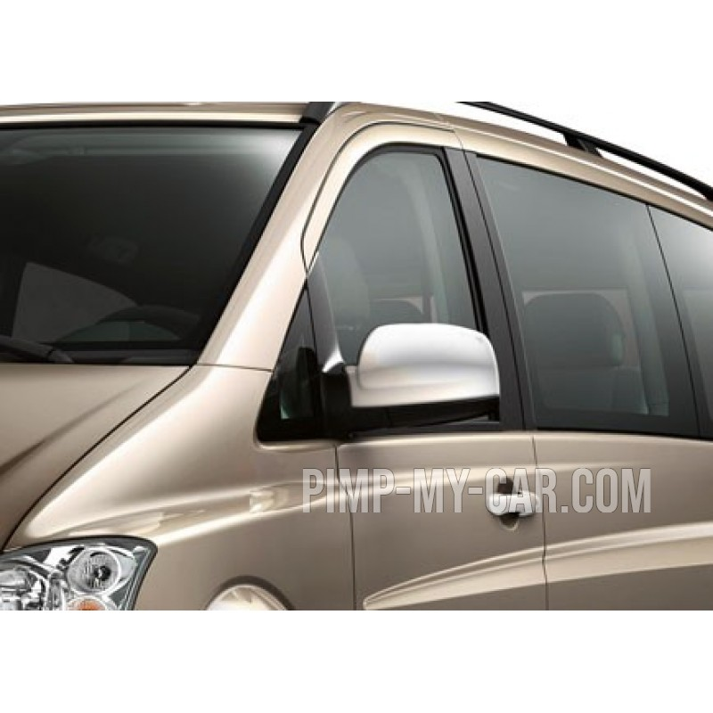 Chrom mirror cover for Mercedes VIANO Facelift 2010-[...]