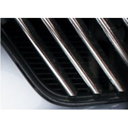 Rod's grille chrome for Mitsubishi COLT 2005-2008