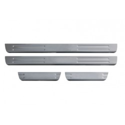 Door sill cover for Mitsubishi LANCER 2000 - 2007