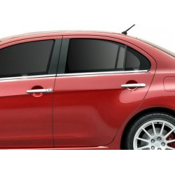 Covers door chrome for Mitsubishi LANCER 2007-[...]