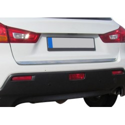 Rear bumper sill cover for Mitsubishi ASX 2010-[...]