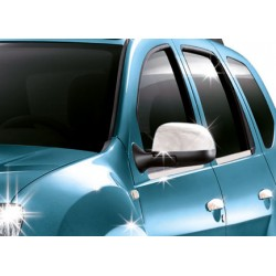 Covers mirrors stainless chrome for Nissan MICRA IV 2010-[...]