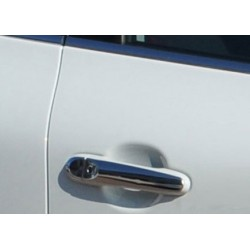 Nissan JUKE chrome door handle covers