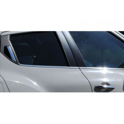 Nissan JUKE chrome door handle - keyless