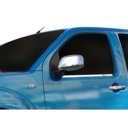 Covers mirrors stainless chrome for Nissan PATHFINDER 2005 - 2012