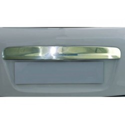 Handle trunk chrome for Nissan QASHQAI 2007-[...] - covers with holes Keyless