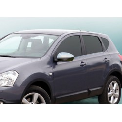 Chrom mirror cover for Nissan QASHQAI 2007-[...]