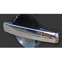 Covers for Nissan QASHQAI Facelift chrome door handle - keyless