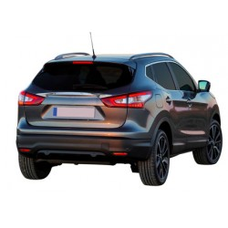 Trunk chrome for Nissan QASHQAI 2014-[...] handle covers