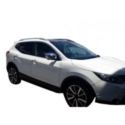 Chrom mirror cover for Nissan QASHQAI 2014-[...]