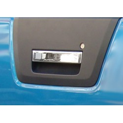 Trunk chrome for Nissan NAVARA 2006-[...] handle covers