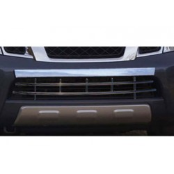 Added chrome bumper Nissan NAVARA 2006-[...]