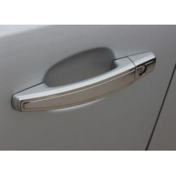 Chrome deco for Opel ASTRA J 3 doors door handle covers