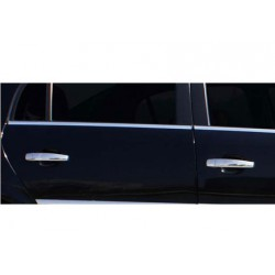 Opel VECTRA C chrome door handle covers