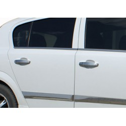 Opel ZAFIRA B chrome door handle covers