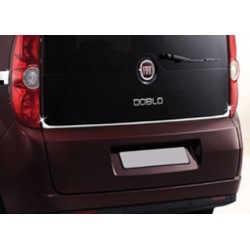Rear bumper sill cover for Opel COMBO D 2012-[...]