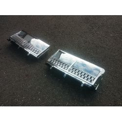 Grille latérale Land Rover L322 2006-2008 OEM All chrome