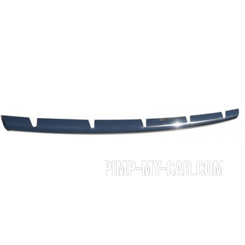Added chrome bumper before Opel MOVANO III 2013-[...]