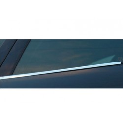 Window trim cover chrom alu for Peugeot 207 2006-2012