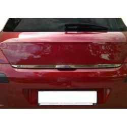 Rear bumper sill cover for Peugeot 308 I 2007-2013