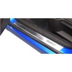 Door sill cover for Peugeot 308 I 2007-2013