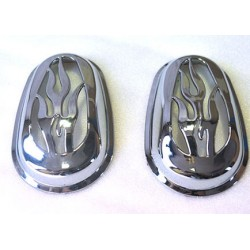 Contour chrome flashing Peugeot BIPPER 2008-[...]