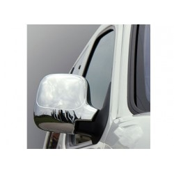 Chrom mirror cover for Peugeot PARTNER I 1996-2008