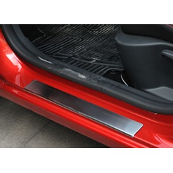 Door sill cover for Renault CLIO SPORT TOURER 2013-[...]