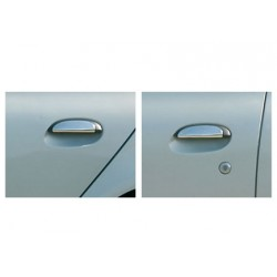 Renault MEGANE I 3 door chrome door handle covers