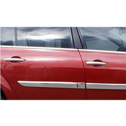 Renault MEGANE II 5-door chrome door handle covers