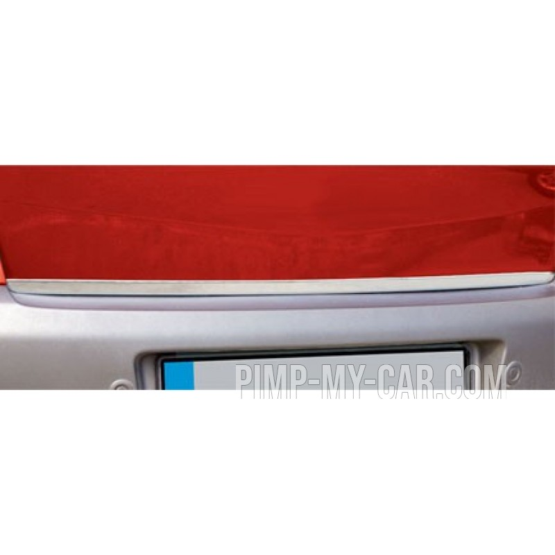 Rear bumper sill cover for Renault MEGANE II 2004-2010