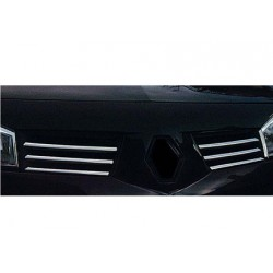 Rod's grille chrome for Renault MEGANE II 2004-2005