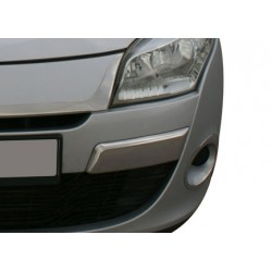 Bumper apron cover chrome for Renault MEGANE III 2009-[...]