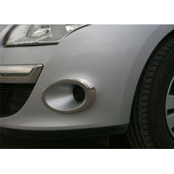 Contour chrome for fog Renault MEGANE III 2009-[...]