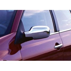 Chrom mirror cover for Renault SCENIC II 2003-2009