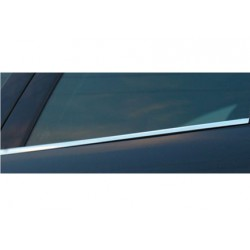 Window trim cover chrom alu for Renault SCENIC II 2003-2009