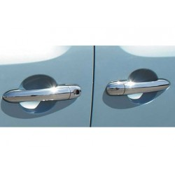 Renault KANGOO II 3-door chrome door handle covers