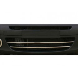 Added chrome bumper before Renault KANGOO II 2008-[...]