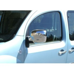 Chrom mirror cover for Renault KANGOO II 2008-[...]