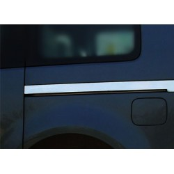 Moulding chrome sliding door notch Renault KANGOO II 2008-[...]