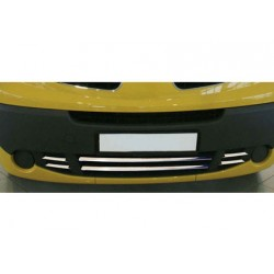 Added chrome bumper before Renault traffic II Facelift 2010-[...]