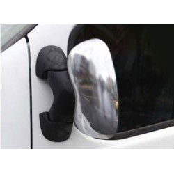 Covers mirrors stainless chrome for Renault traffic II Facelift 2010-[...]