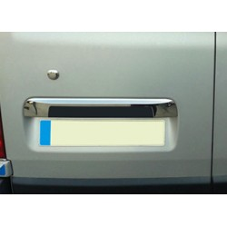 Trunk chrome for Renault MASTER 2010-[...] handle covers