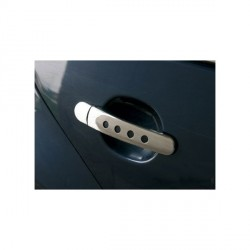 Covers door handles chrome sport for Seat ALTEA 2004-[...] 2 doors