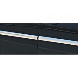 Covers rods doors chrome for Skoda OCTAVIA II (A5) 2004-2013