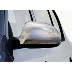 Chrom mirror cover stainless steel for Skoda OCTAVIA A5 Facelift 2009-2013