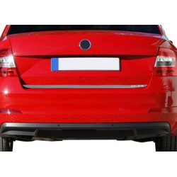 Rear bumper sill cover for Skoda OCTAVIA III (A6) 2013-[...]