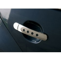 Covers for Skoda FABIA sport chrome door handles I 2000-2007 5 doors