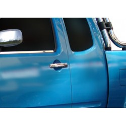 Handle door chrome for Suzuki EQUATOR - covers, keyless