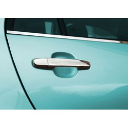 Window trim cover chrom alu for Toyota VERSO III 2004-2009